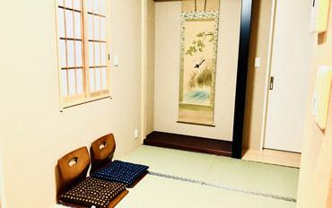 东京酒店公寓住宿:和缘 新房民宿 晴空塔3分钟