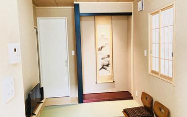 东京酒店公寓住宿:和缘 押上站B2出口5分钟