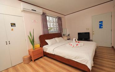 塞班岛酒店公寓住宿:凤凰花园市中心富人区一室套房A1