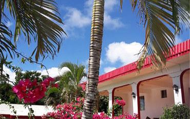 塞班岛酒店公寓住宿:塞班花园式国际青年旅社