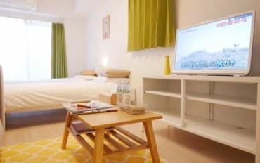 东京酒店公寓住宿:东京-新宿DM西新宿标准房B