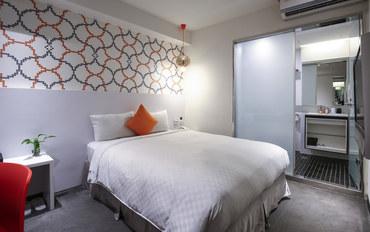 台北酒店公寓住宿:新尚旅店 Hotel 73精致大床房