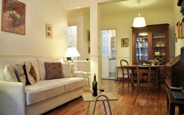 巴黎酒店公寓住宿:慕斯克公寓-巴黎四区玛莱