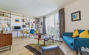 巴黎酒店公寓住宿:埃菲尔铁塔公寓-巴黎16区