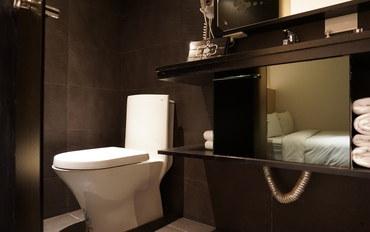 台北酒店公寓住宿:二十轮旅店标准大床房