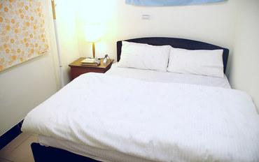 金门酒店公寓住宿:家之形民宿基本标准大床房