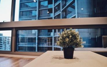 墨尔本酒店公寓住宿:墨尔本城市之光 高层全新公寓 黄金地段