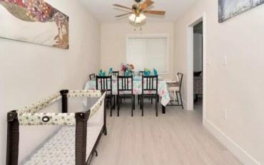 迈阿密酒店公寓住宿:时尚的联排别墅,紧邻海滩/可免费停车