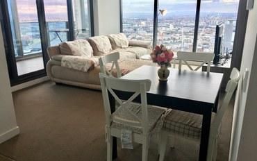墨尔本酒店公寓住宿:独立家庭房公寓全新