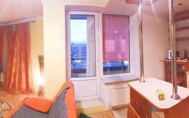 圣彼得堡酒店公寓住宿:世界杯足球场附近75平一居室民宿公寓2号