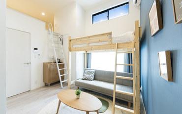 福冈酒店公寓住宿:TATERU bnb 吉塚 旅社101