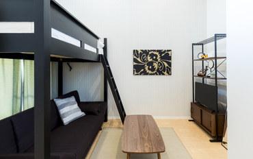 福冈酒店公寓住宿:TATERU bnb 吉塚 旅社201