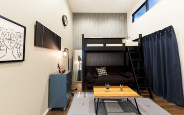 福冈酒店公寓住宿:TATERU bnb 古門戸町 旅社10