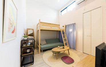 福冈酒店公寓住宿:TATERU bnb 古門戸町 旅社20
