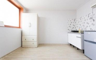 仁川酒店公寓住宿:位于瓮津的1卧室公寓-24平方米|带1个