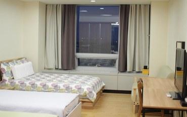 仁川酒店公寓住宿:伊加拉克公寓 家庭单间