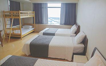 仁川酒店公寓住宿:仁川机场格哥旅馆 家庭房A