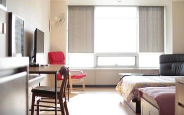 仁川酒店公寓住宿:伊加拉克公寓 三人单间