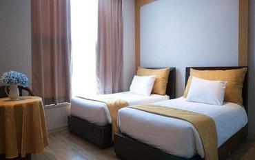 仁川酒店公寓住宿:永宗仁川机场酒店 高级房(双床)