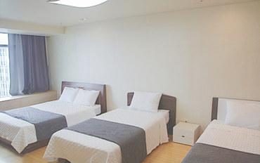 仁川酒店公寓住宿:仁川机场格哥旅馆 家庭房B