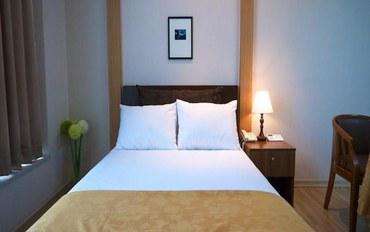 仁川酒店公寓住宿:永宗仁川机场酒店 标准双人床房