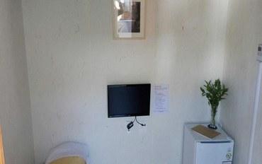 全州酒店公寓住宿:位于潘内洞的1卧室-7.6平方米|带1个
