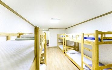 全州酒店公寓住宿:位于潘内洞的1卧室-30平方米|带1个独