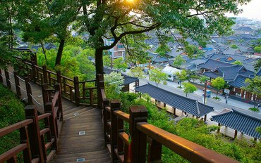 全州酒店公寓住宿:Jeonju Haesol - Haed