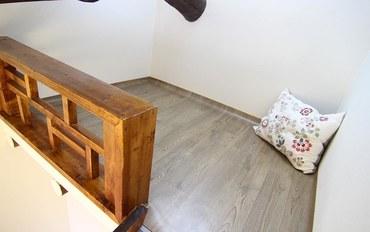 全州酒店公寓住宿:位于潘内洞的套间(30平方米)-带1个独