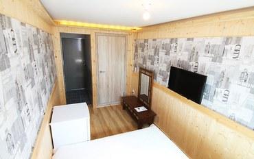 全州酒店公寓住宿:位于中央洞的套间(26.45平方米)-带