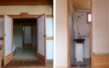 全州酒店公寓住宿:位于潘内洞的1卧室-9.26平方米|带1